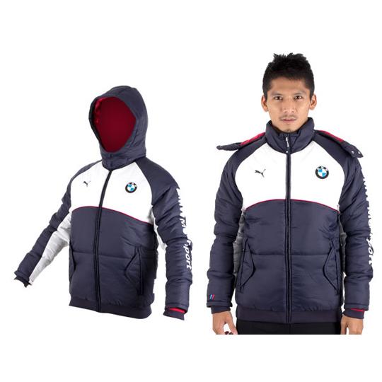 PUMA BMW 運動外套-連帽外套 鋪棉外套 休閒外套 依賣場@56164301@
