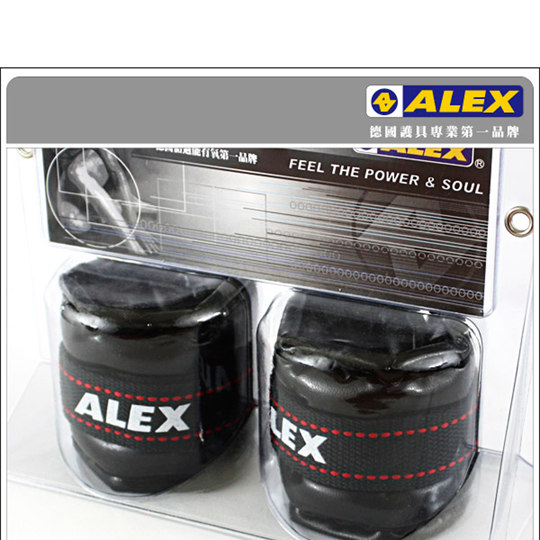 ALEX PU型多功能加重器1kg 任选卖场 依卖场@C-2801@