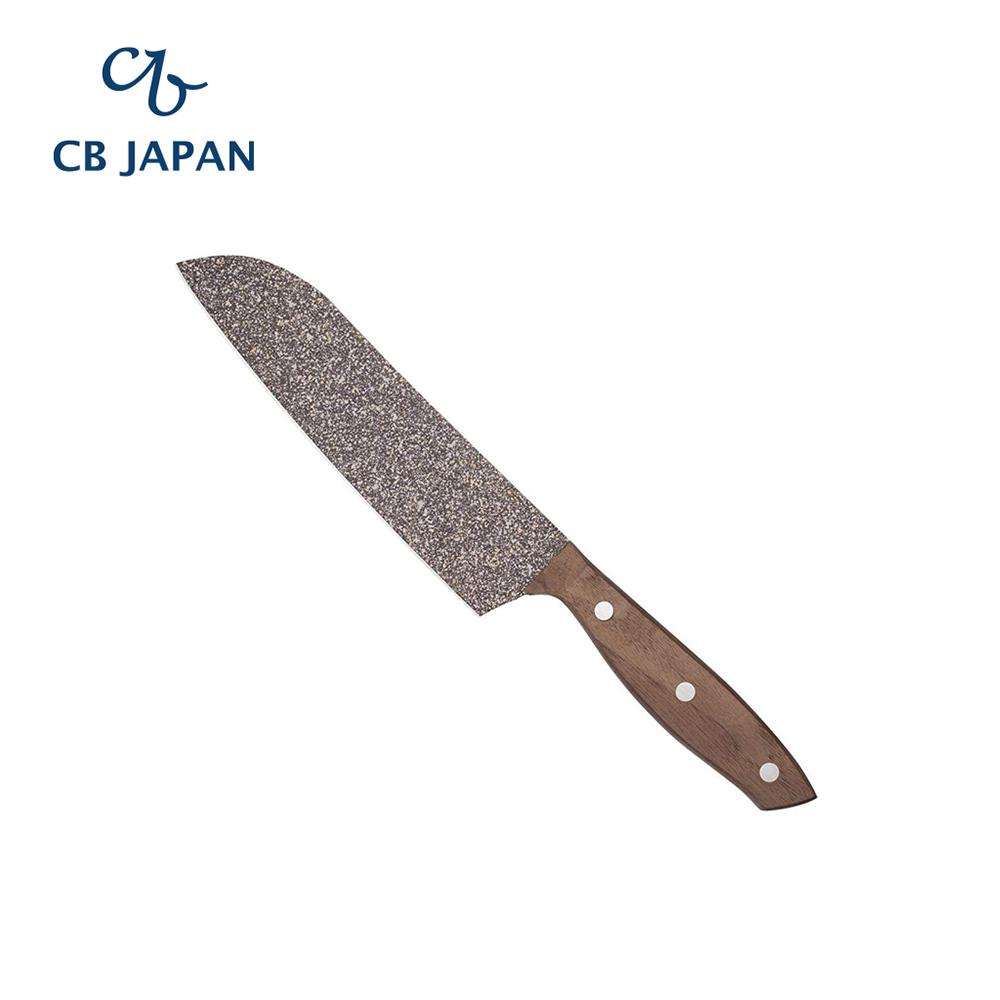 CB Japan 不沾刀 日式三德刀