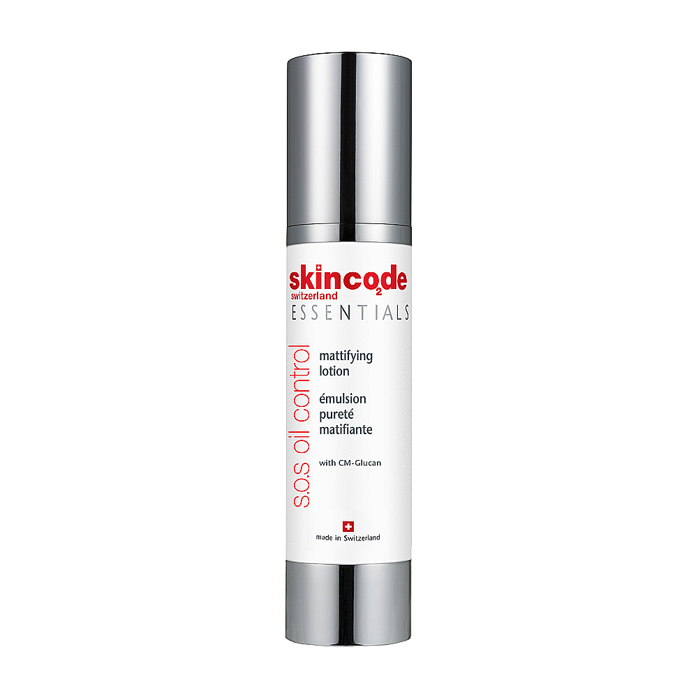 Skincode 瑞士之鑰 控油肌緻平衡保濕乳 50ml