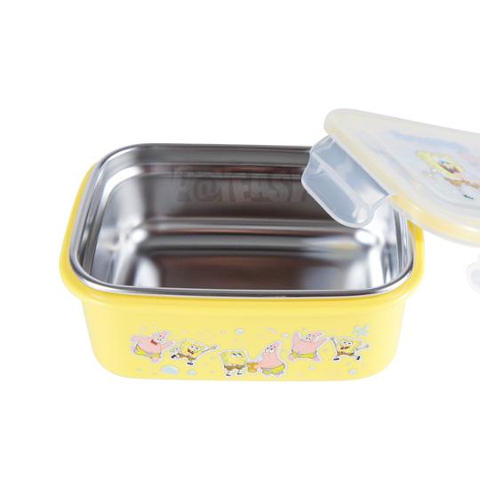 海綿寶寶不鏽鋼 餐盒