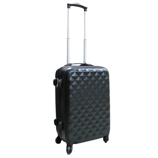 Philosophy 享受旅行經典黑色行李箱(55x35x23cm)