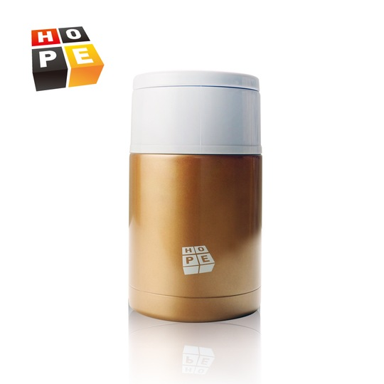 【德國HOPE歐普】悶燒罐系列-800ml可提式不鏽鋼雙層真空保溫罐