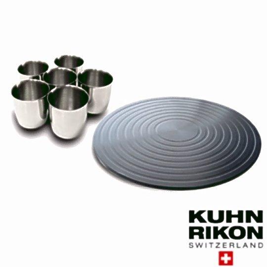 《瑞士Kuhn Rikon》神奇節能板24公分(送茶碗蒸杯6入)
