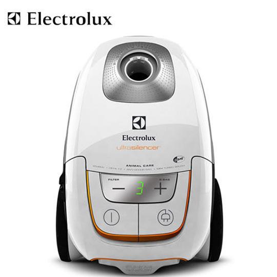 (送風動吸頭)【Electrolux伊萊克斯】 歐洲原裝超靜音吸塵器(ZUS4065PET)