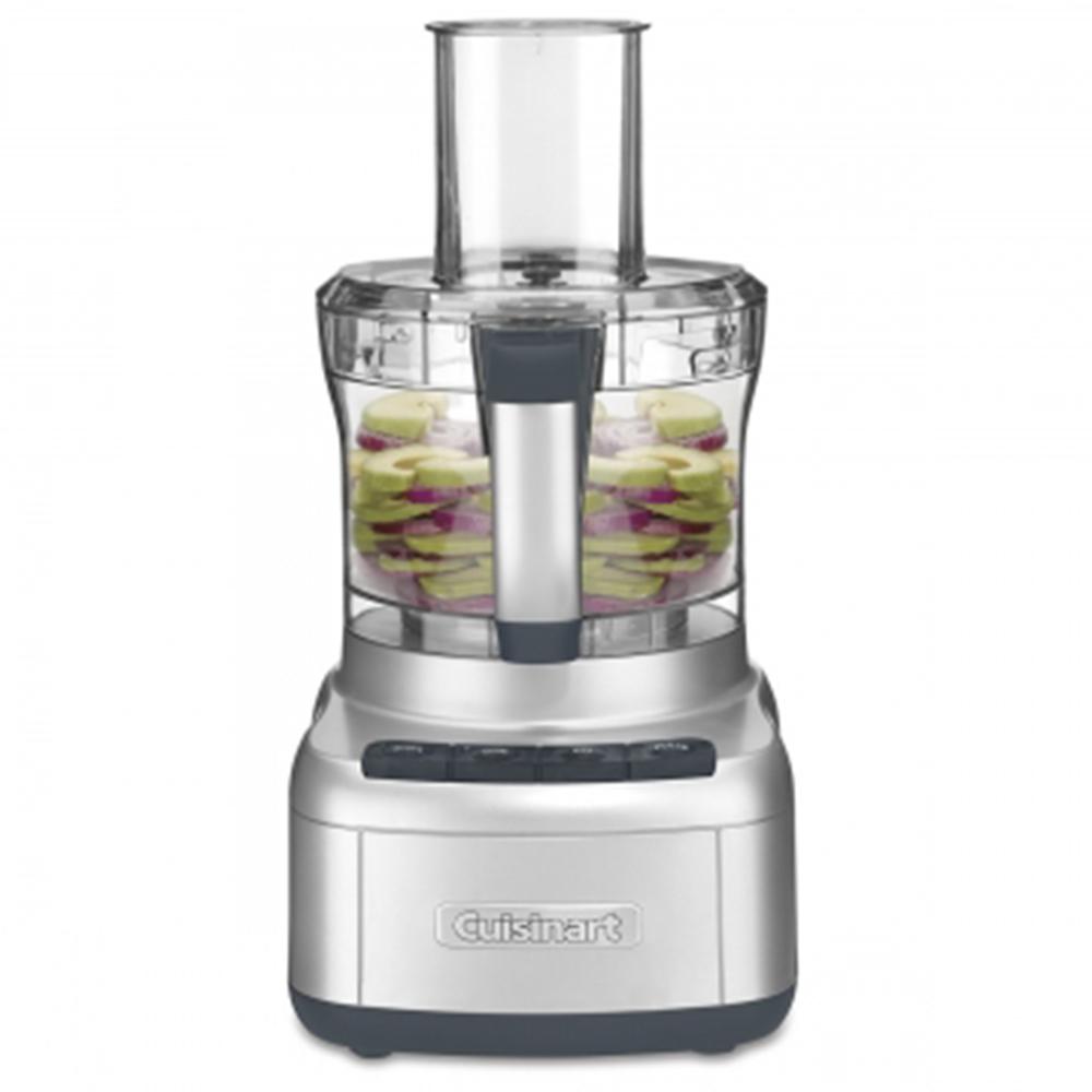 【Cuisinart美膳雅】Elemental 8杯 玩味輕鬆打食物處理機 FP-8SVTW