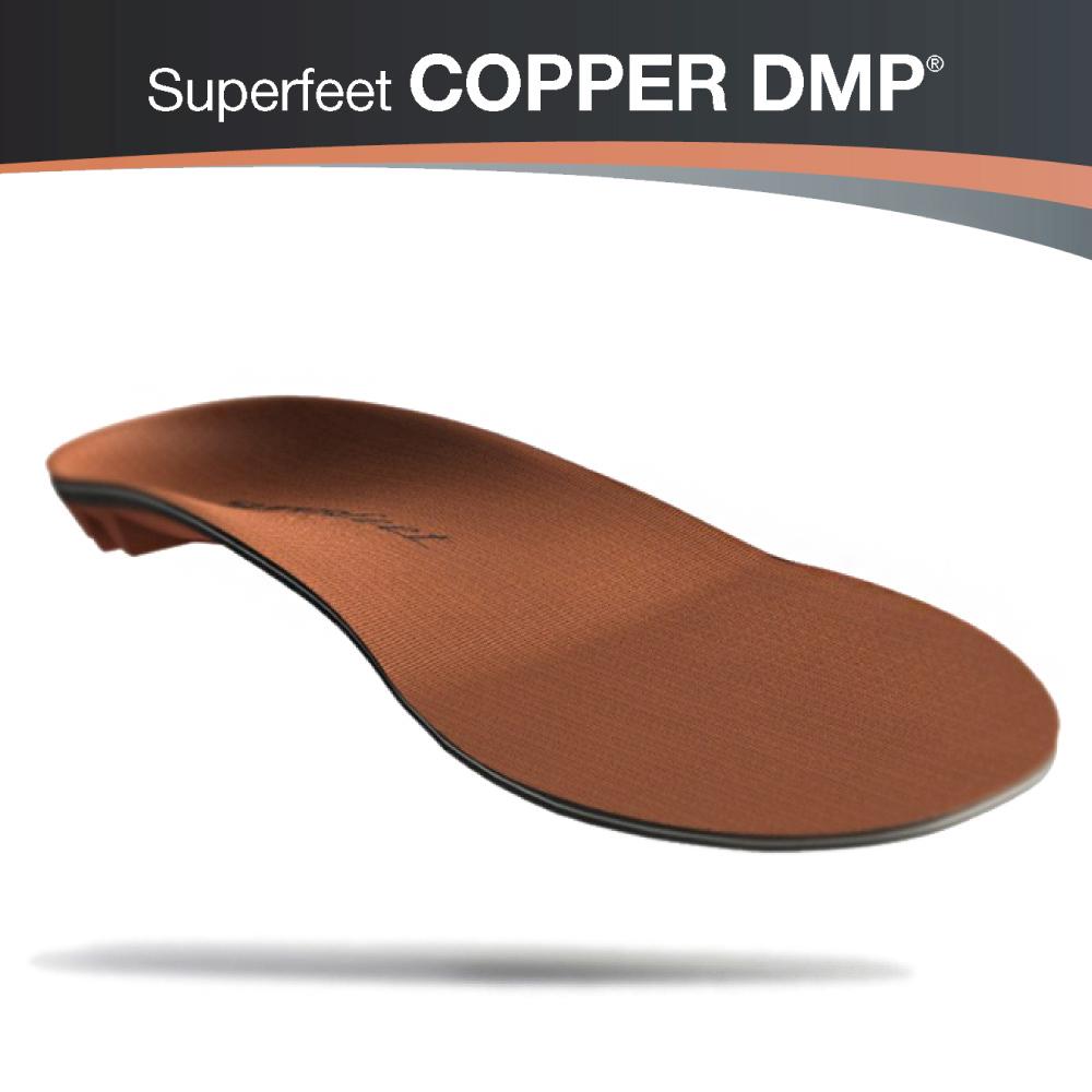【美国SUPERfeet】健康超级鞋垫-古铜色