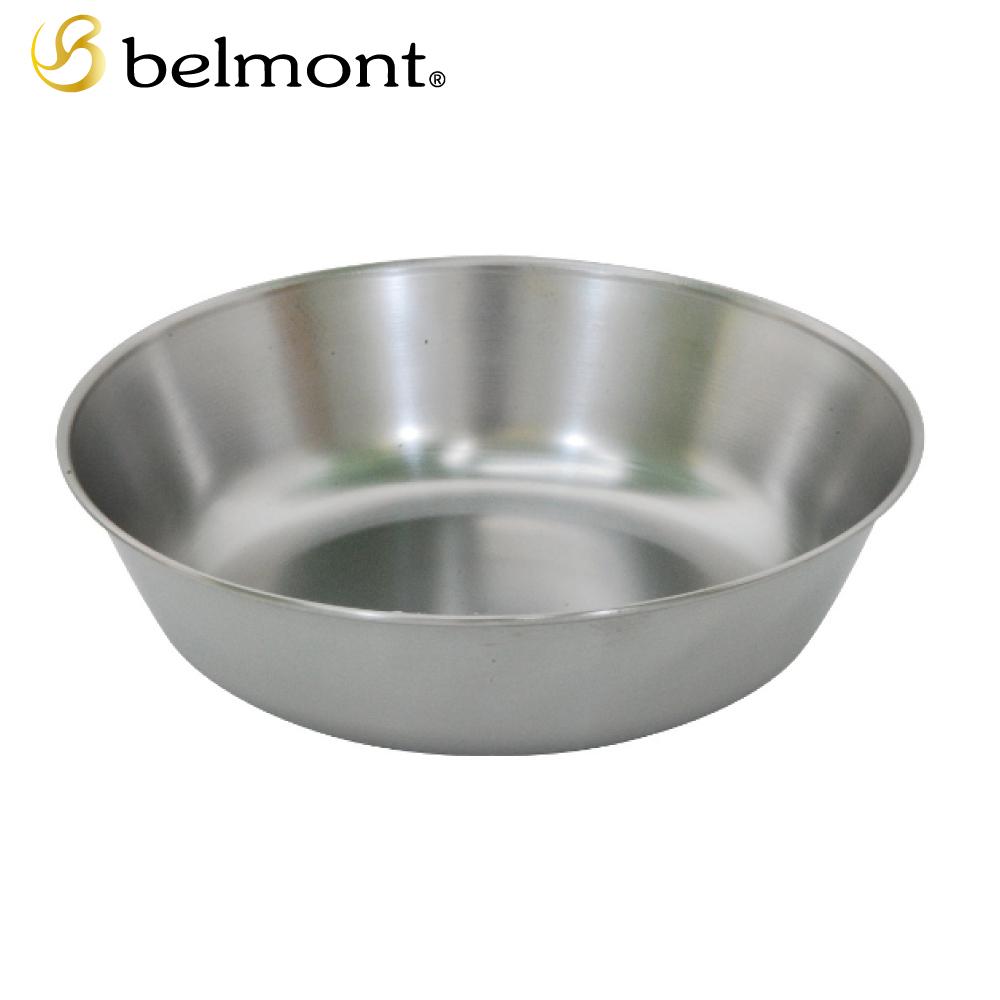 【日本Belmont】超轻量登山露营钛盘20