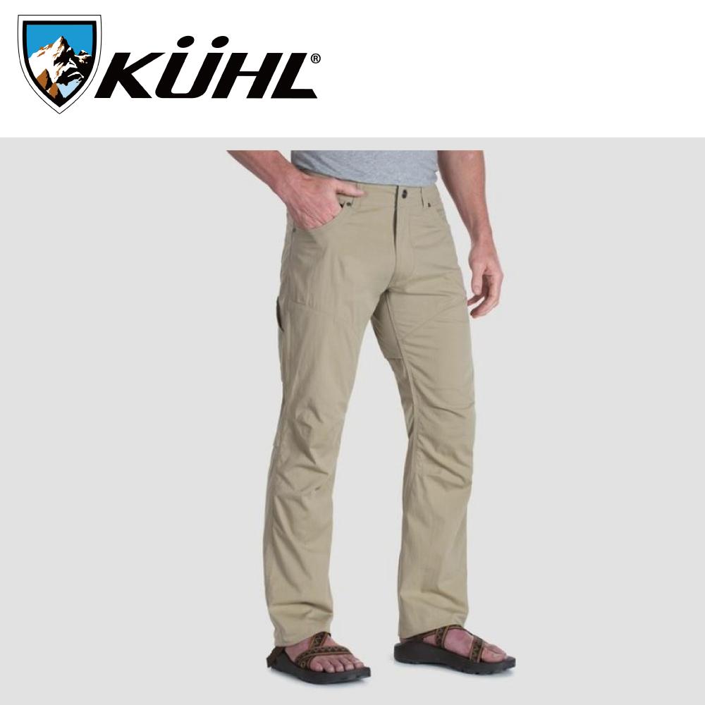 【美国KUHL】Kontra Air防晒轻量弹性长裤