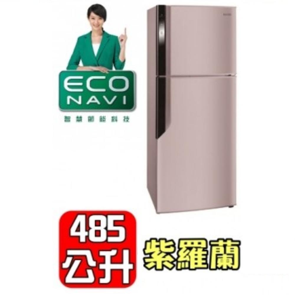 ~Panasonic 國際牌~EcoNavi 485L變頻冰箱 NR~B486GV~P