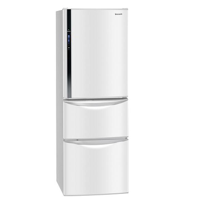 【電冰箱】Panasonic NR-C387HV-W
