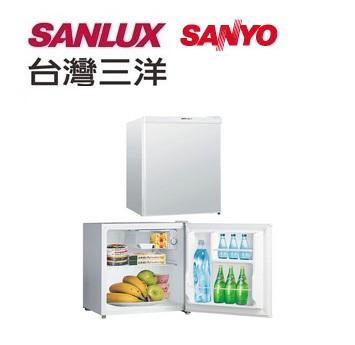 【三洋】45公升單門小冰箱 SR-45A3