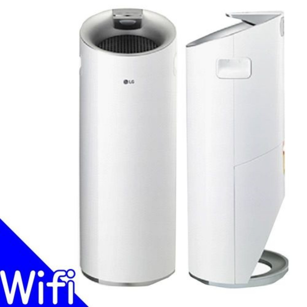 LG 樂金 空氣清淨機大白WiFI版 AS401WWJ1 韓國原裝進口 - (PS-W309WI之WIF強化I版)