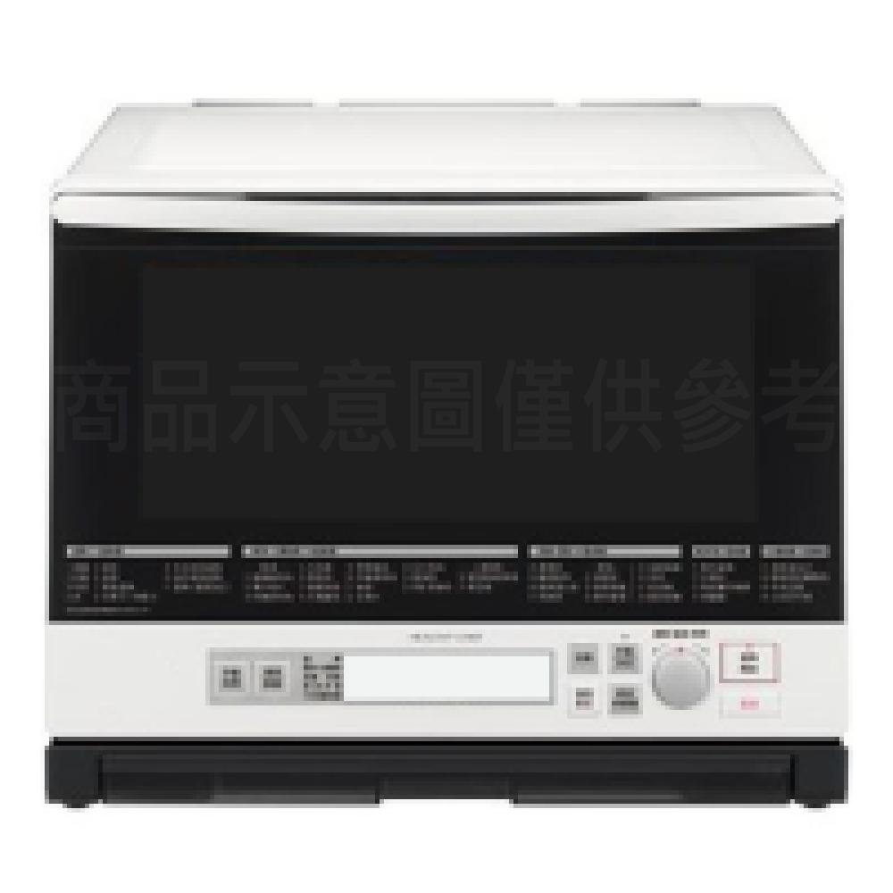 回函贈HITACHI日立 日本原裝33L過熱水蒸氣烘烤微波爐-珍珠白MRO-SV1000J / MROSV1000J