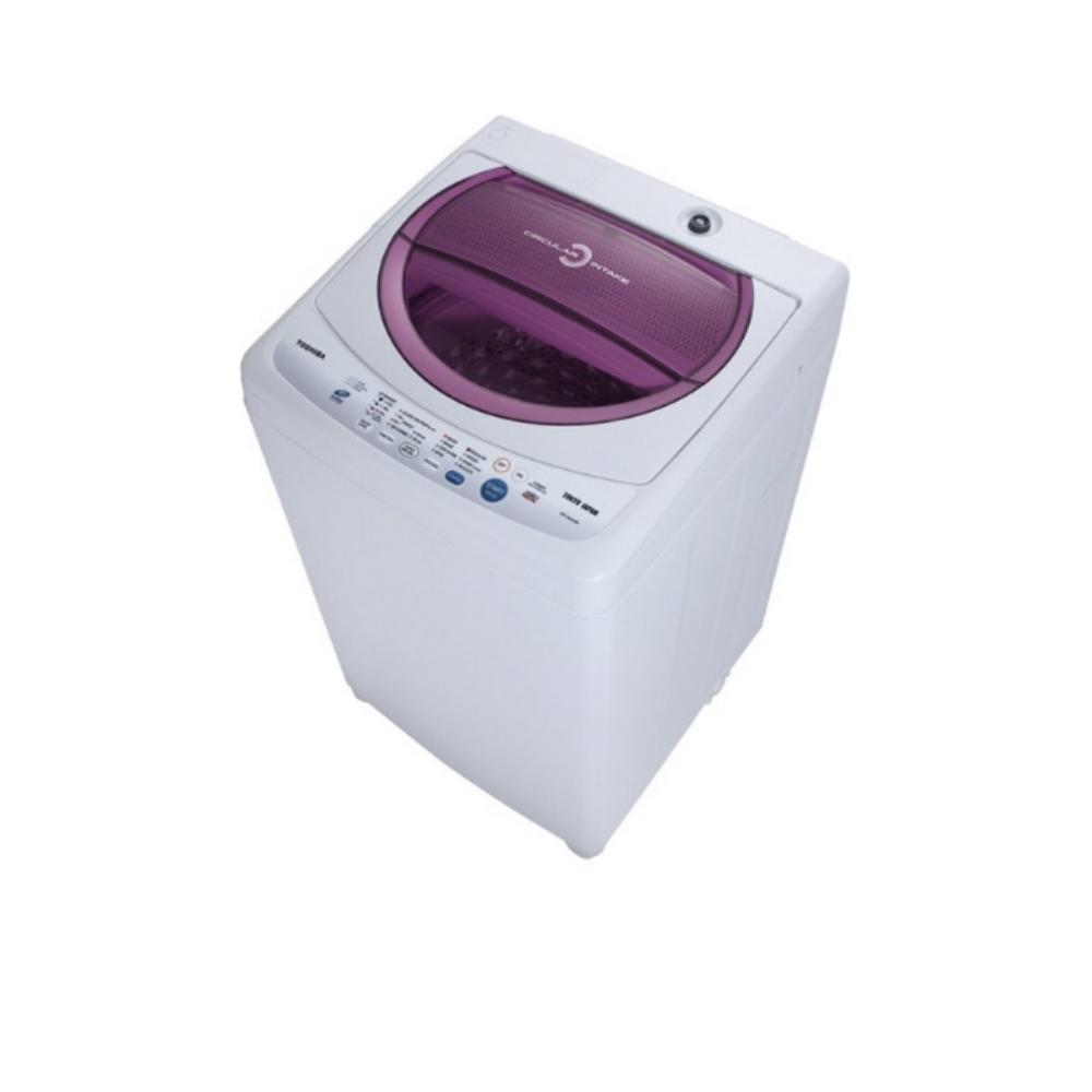 TOSHIBA东芝 7.5公斤循环进气高速风干洗衣机 AW-B8091M(WL)