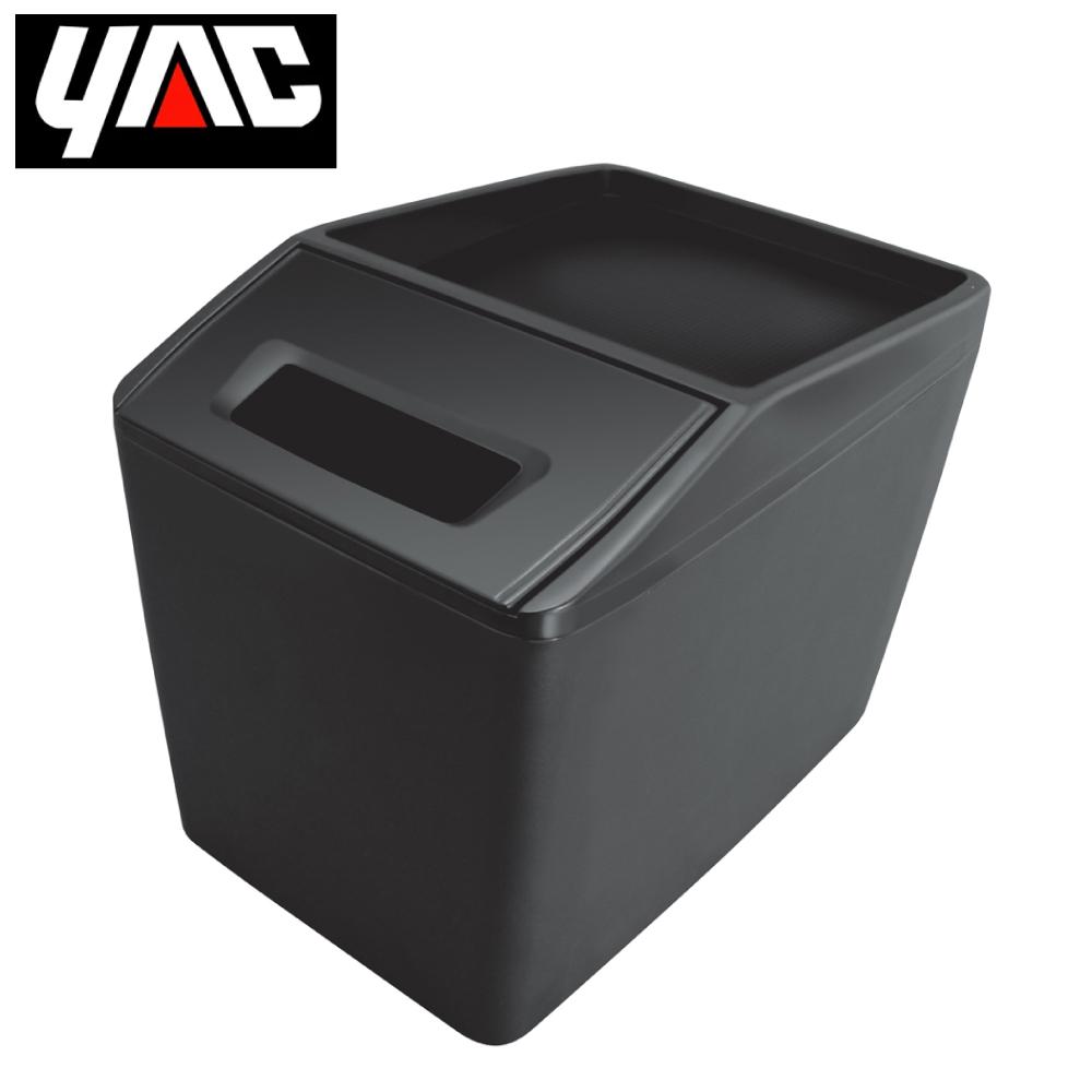 ~ 槌屋YAC~傾斜開口垃圾桶  汽車︱收納置物︱面紙盒