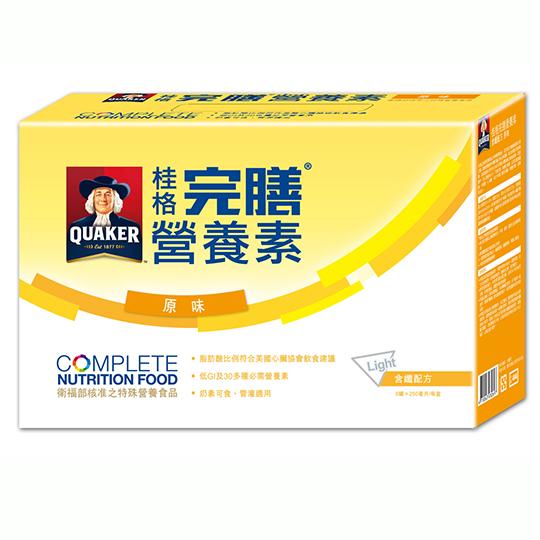 《桂格》完膳營養素含纖原味配方(250ml*8入)