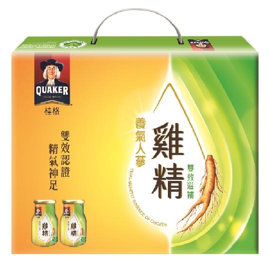 《桂格》養氣人蔘雞精禮盒(68ml*8入)