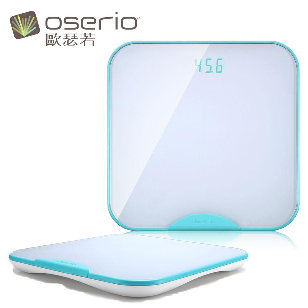 oserio歐瑟若-無線多功能體重計 BTG-365(綠色)