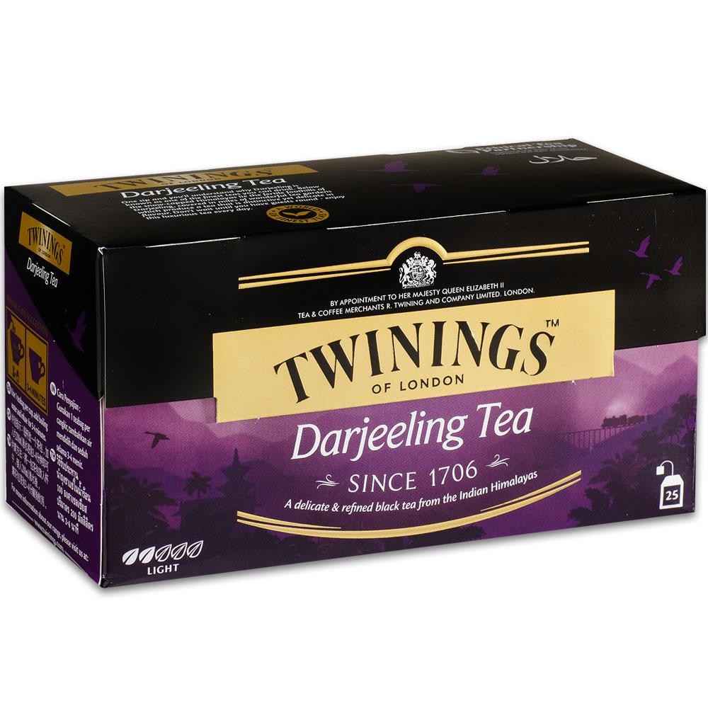 【Twinings唐寧茶】歐式大吉嶺(2g*25包X3入)
