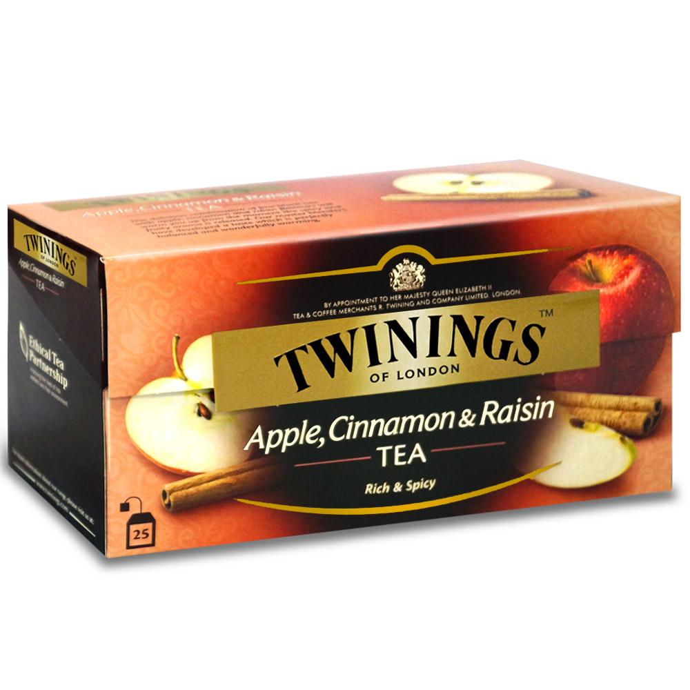 【Twinings唐寧茶】異國香蘋(2g*25包X3入)