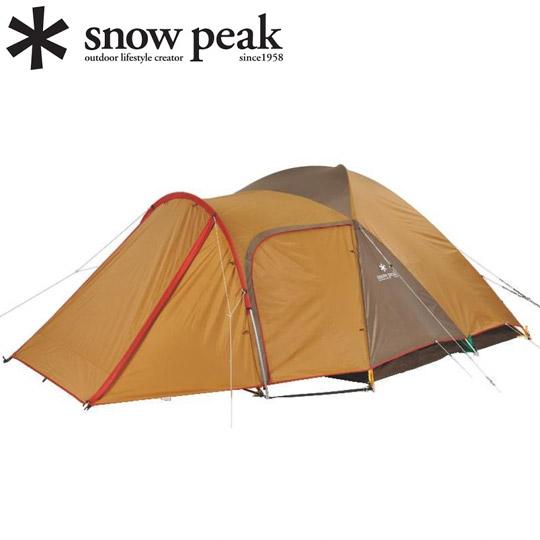 Snow Peak SDE-001 Amenity Dome 五人帳篷組