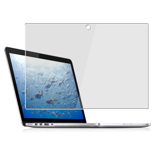 MacBook Pro Retina  15吋 高透光學多層膜高硬度5H螢幕保護貼