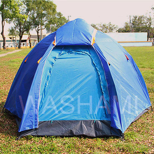 WASHAMl-自动帐篷(6-8人)+外帐二层可分离