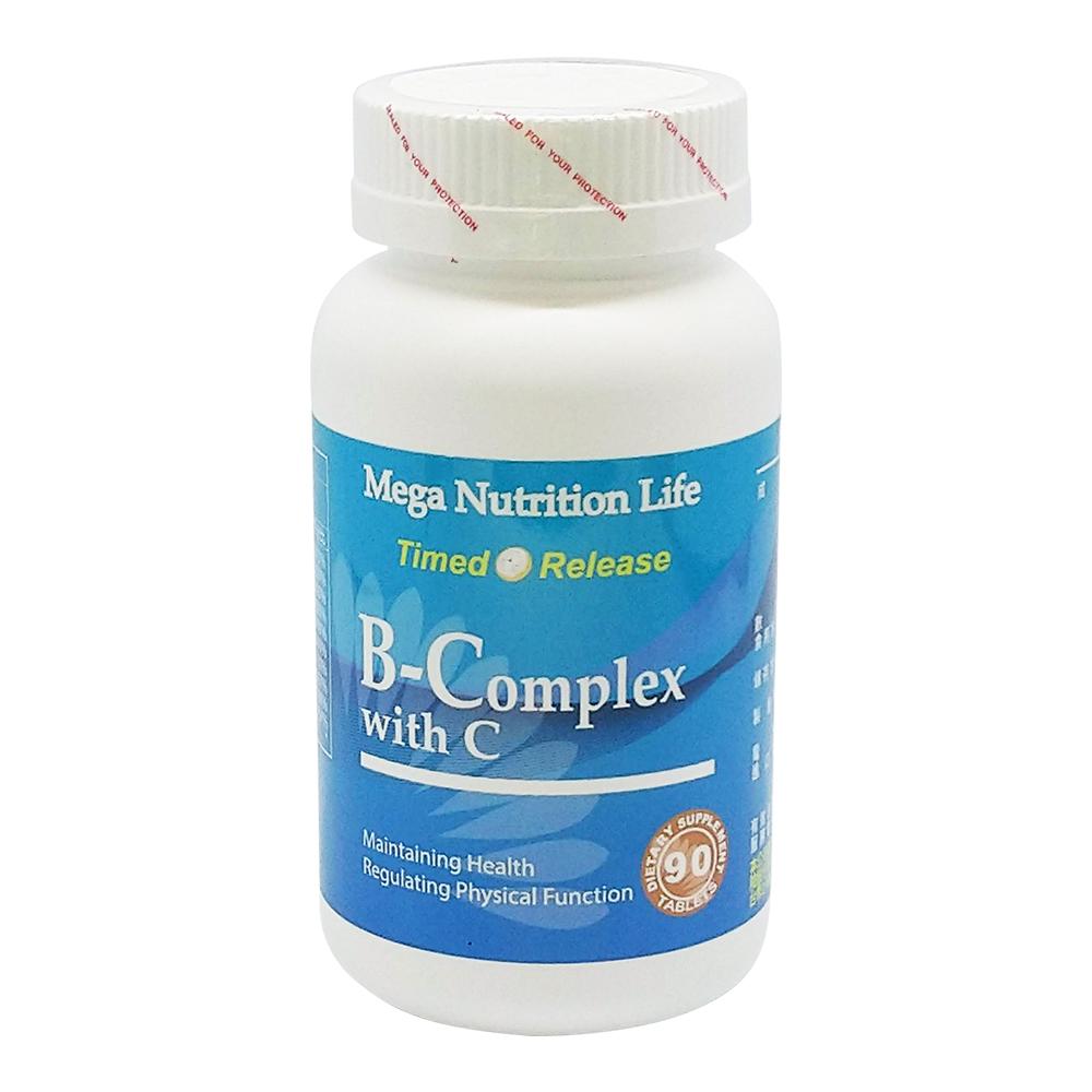 營養生活維他命B+C錠