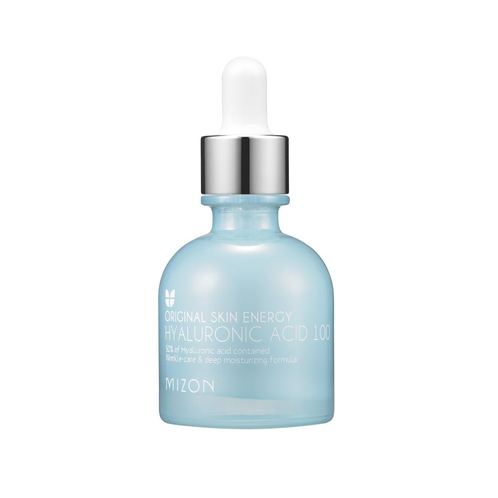 【韓國MIZON】玻尿酸100保濕精華安瓶30ml