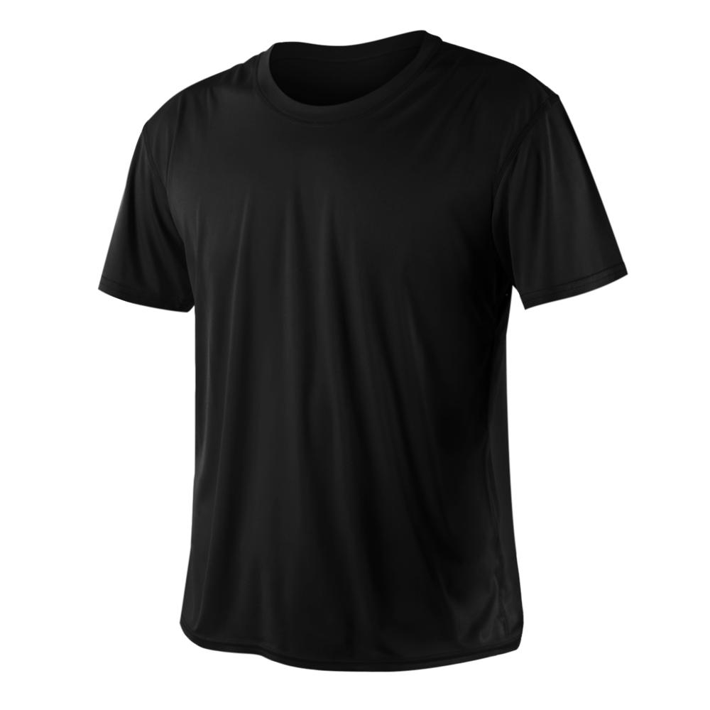 INSTAR 男女凉感短T恤-0秒吸排抗UV轻量吸湿排汗 黑@3103901@