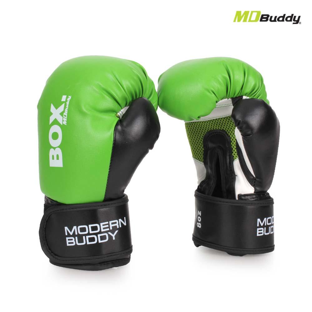 MDBuddy 8OZ 拳击手套-8盎司 健身 搏击 训练 随机@6025201@