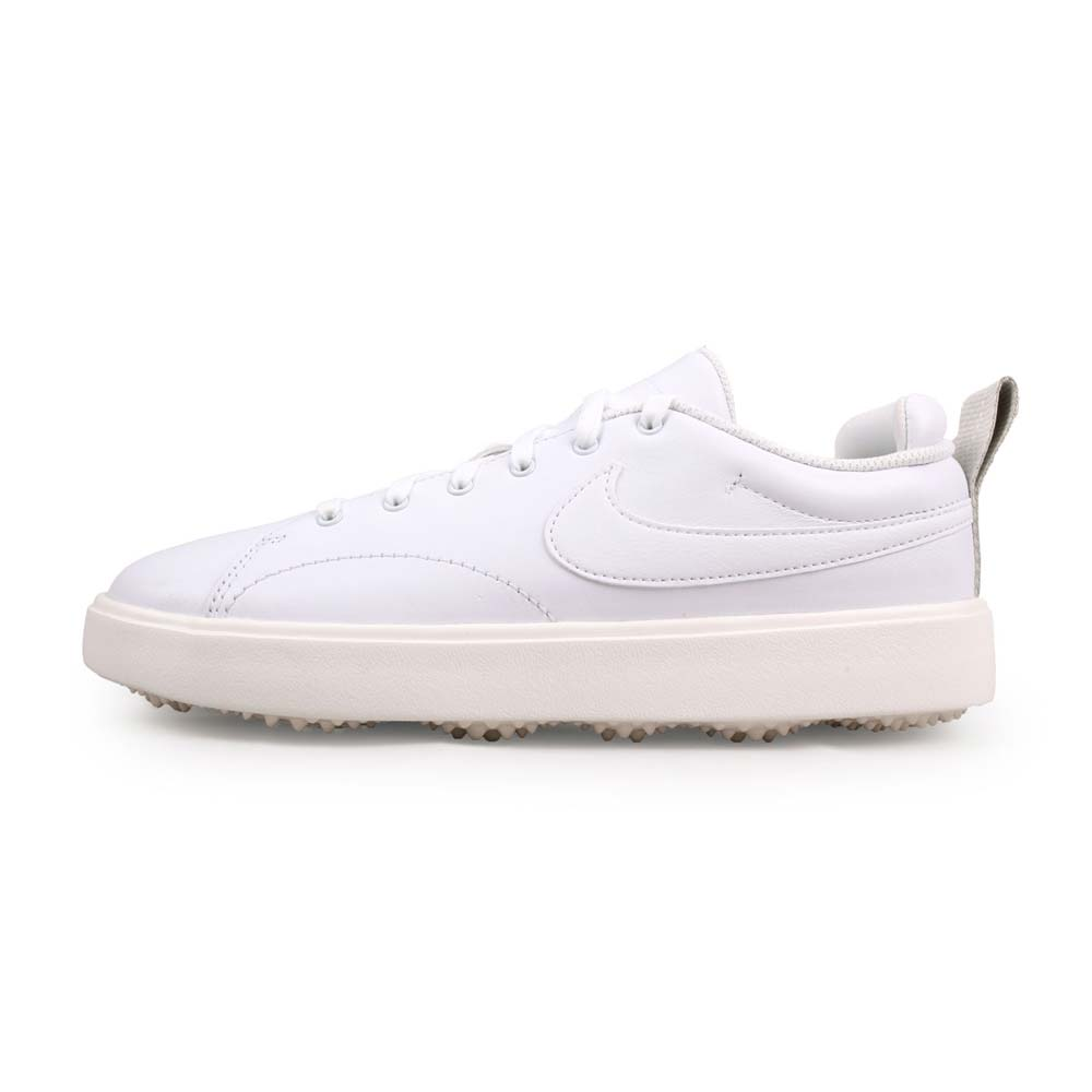 NIKE GOLF COURSE CLASSIC 女高爾夫球鞋~WIDE 白~904675100~