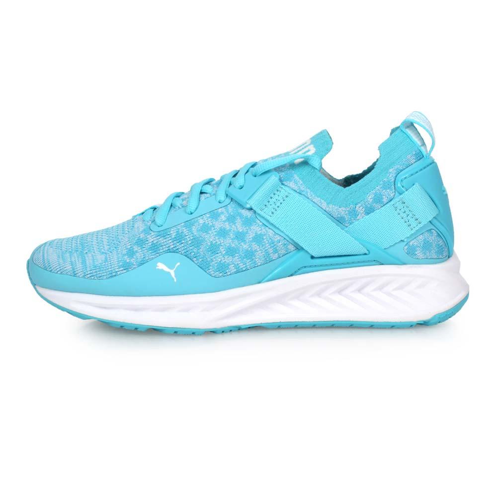 PUMA IGNITE EVOKNIT LO 女运动鞋-慢跑 路跑 天空蓝白@18990506@
