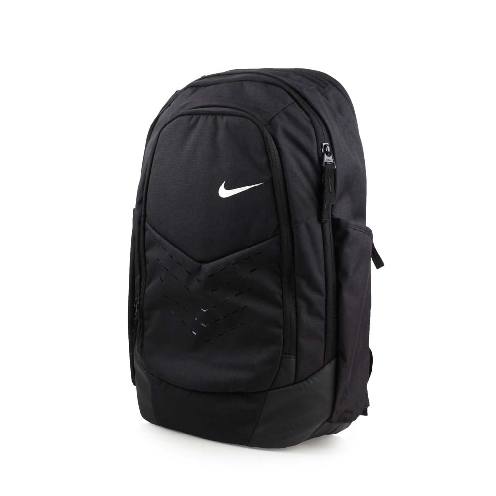 NIKE 后背包-双肩包 肩背包 旅行包 电脑包 15吋笔电 黑银@BA5477-010@