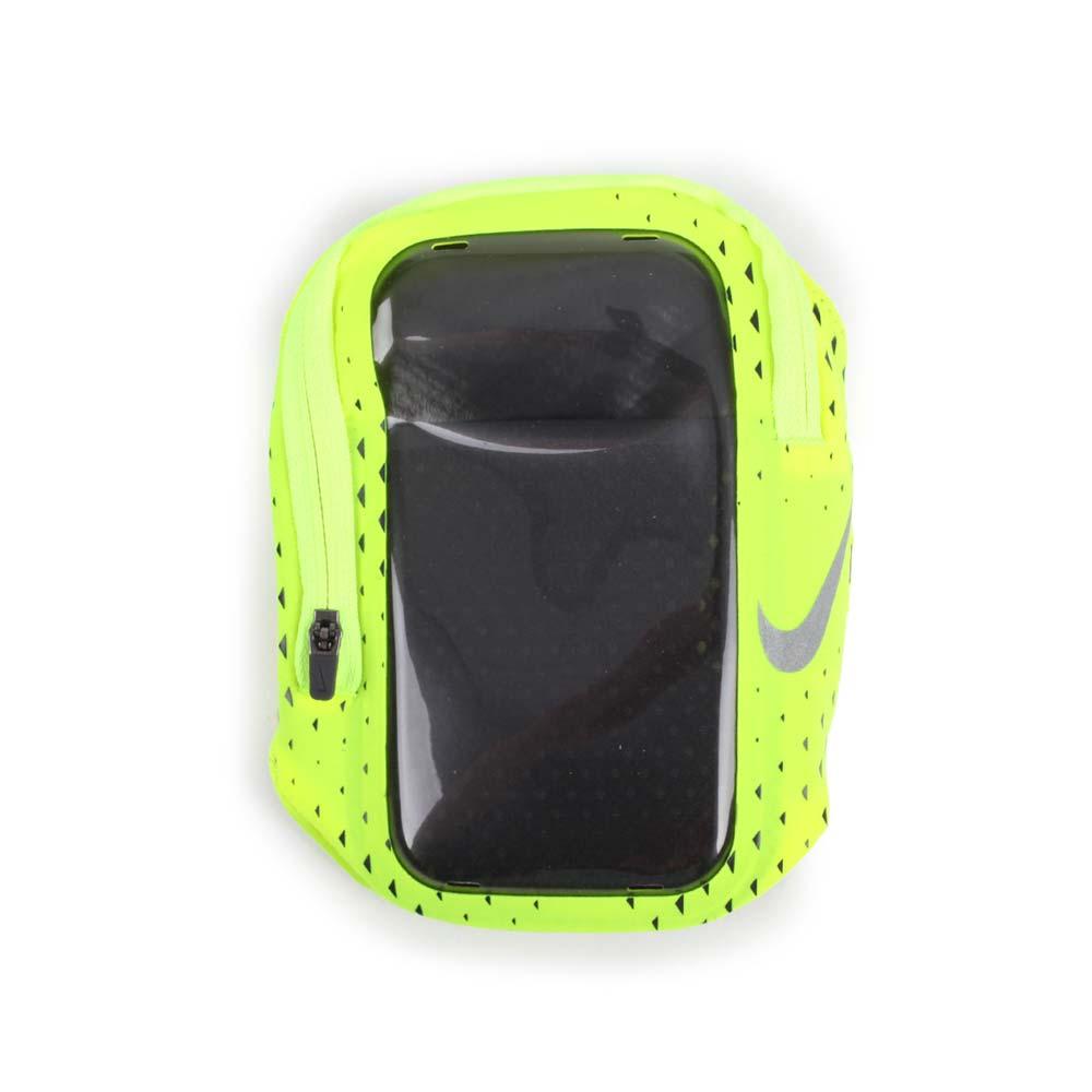 NIKE 手機萬用臂包~5.5吋手機 手機包 慢跑 路跑 螢光綠~NRN66057OS~