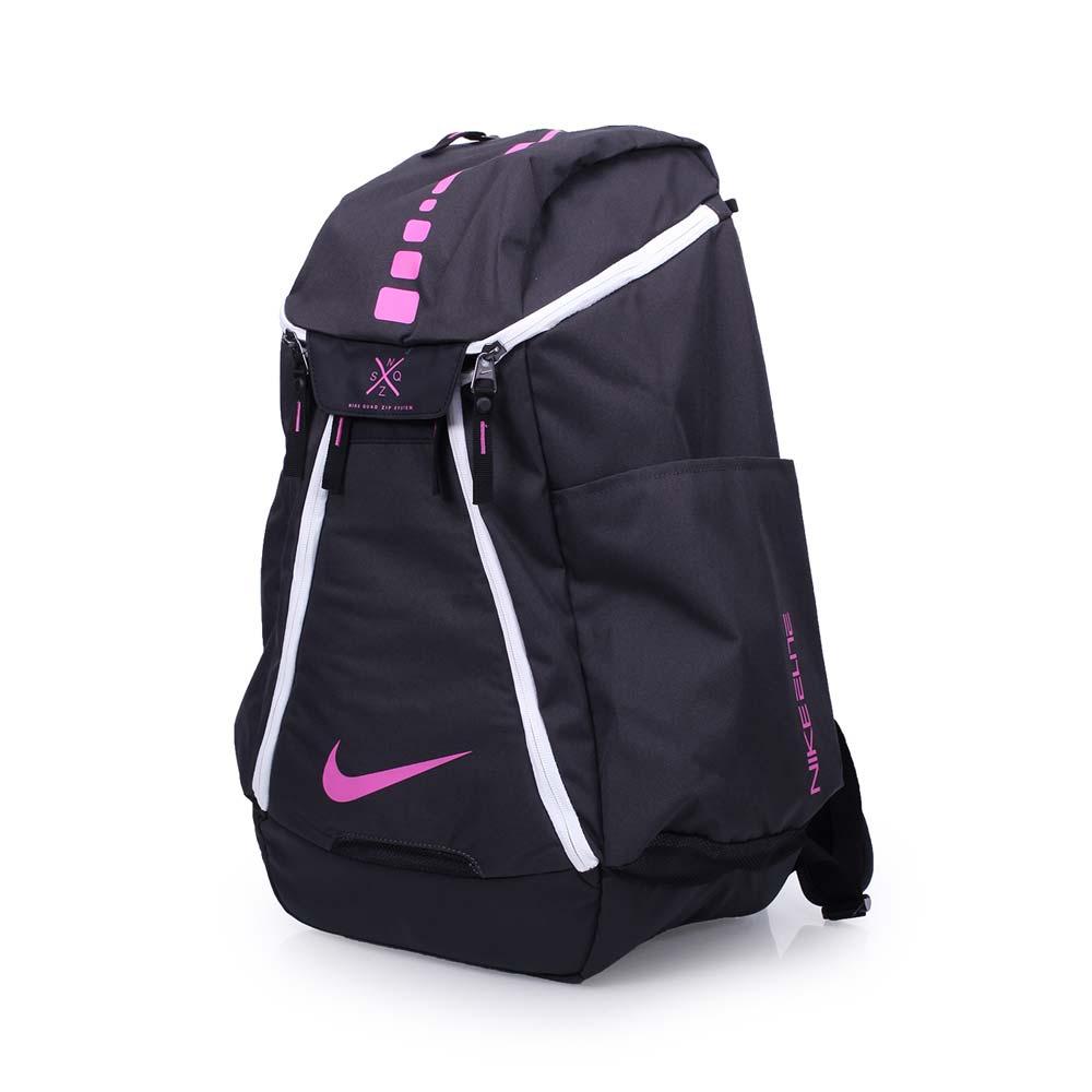 NIKE HOOPS ELITE MAX AIR TEAM后背包-气垫 双肩包 黑粉@BA5259-061@