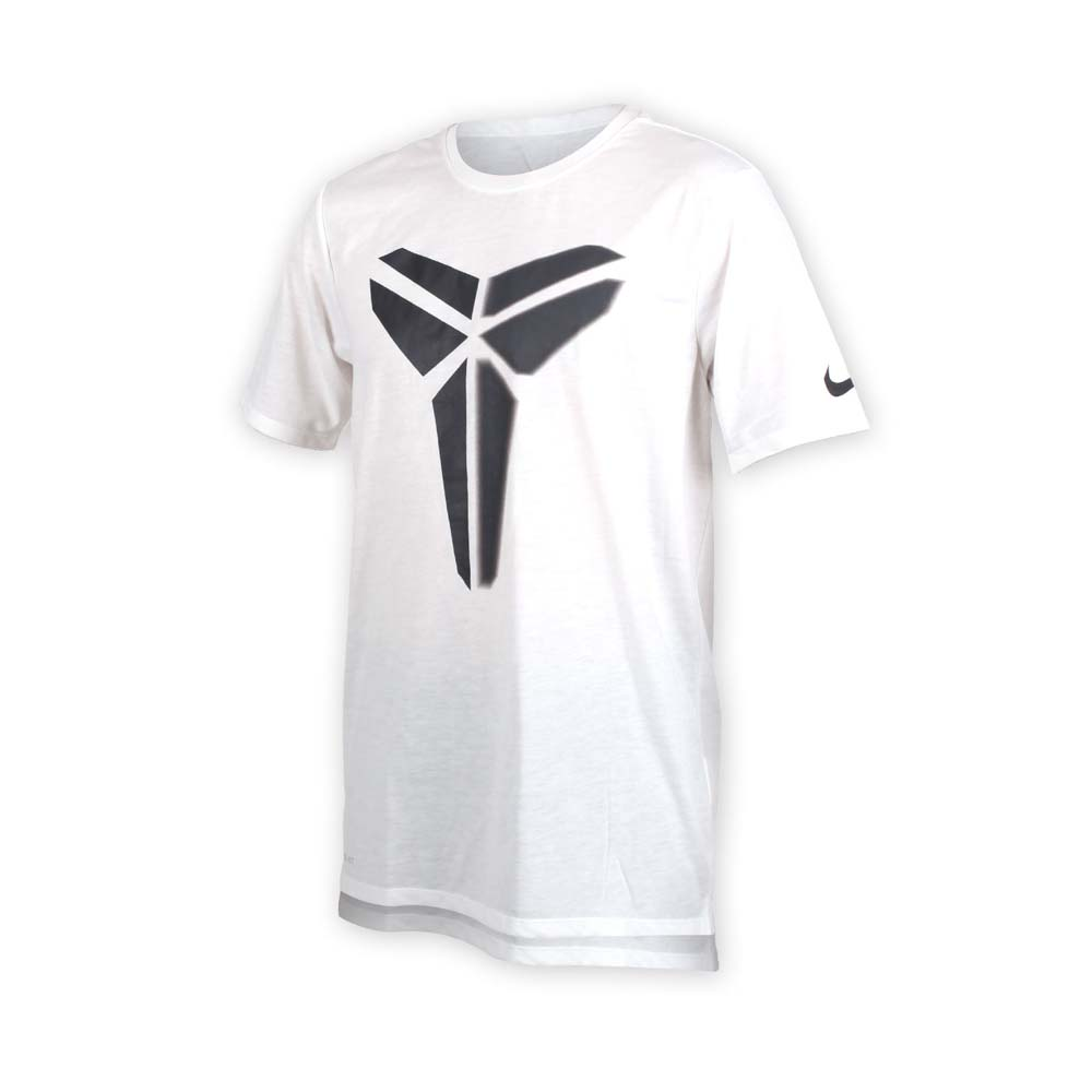 NIKE 男针织短袖上衣-T恤 短T 篮球 NBA KOBE BRYANT 柯比 白黑@882175100@