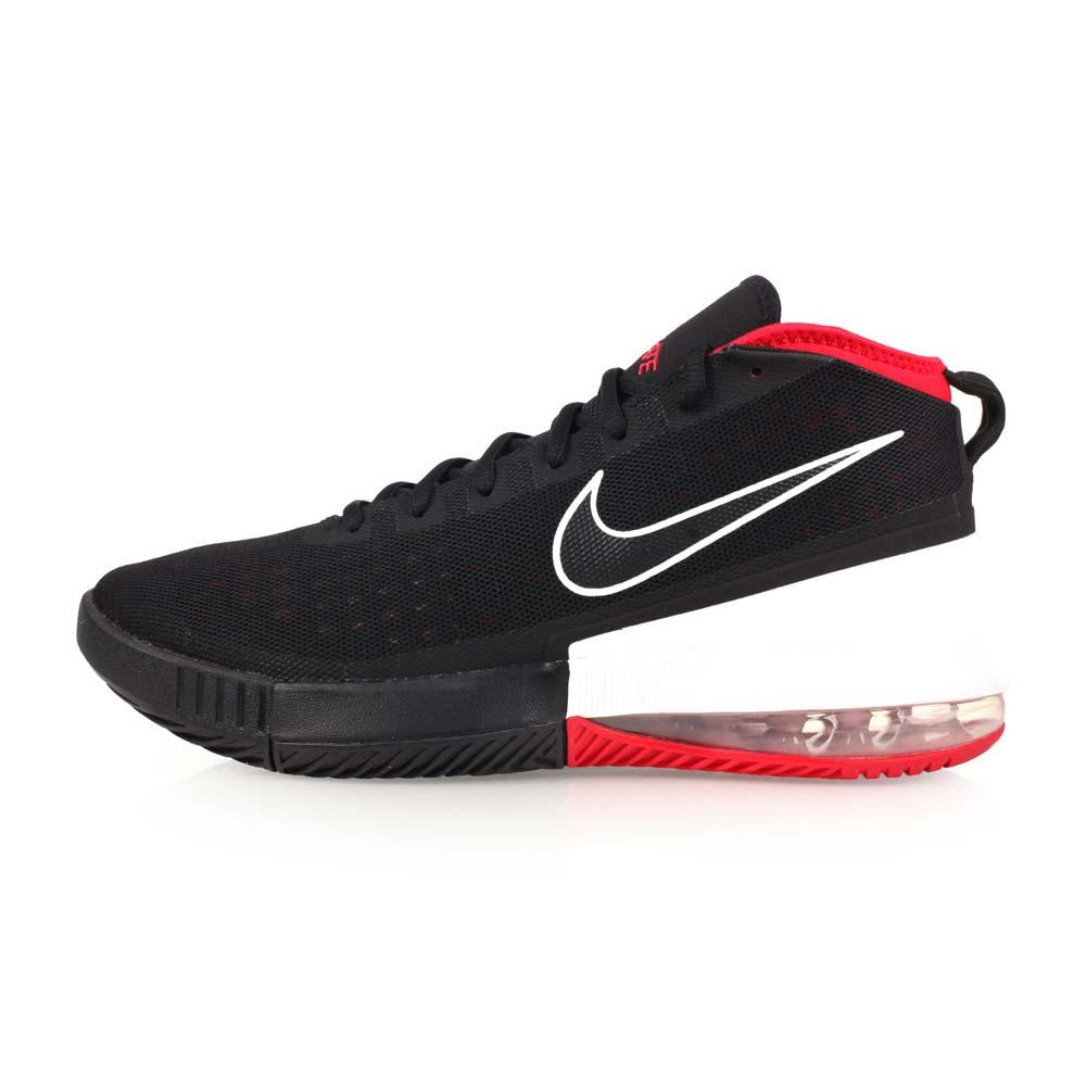 NIKE AIR MAX DOMINATE EP 男篮球鞋-高筒 黑白红@897652001@