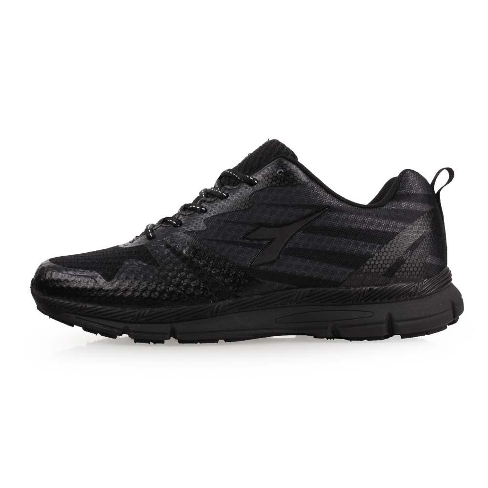 DIADORA 男慢跑鞋-健身 路跑 训练 黑@DA8AMR5920@