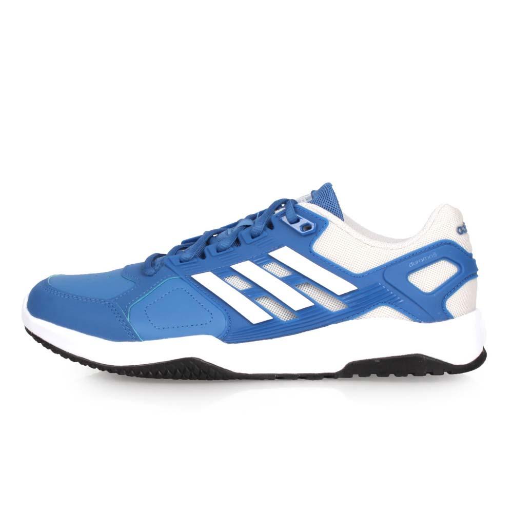 ADIDAS DURAMO 8 TRAINER M 男训练鞋-慢跑 路跑 爱迪达 蓝白@CG3501@