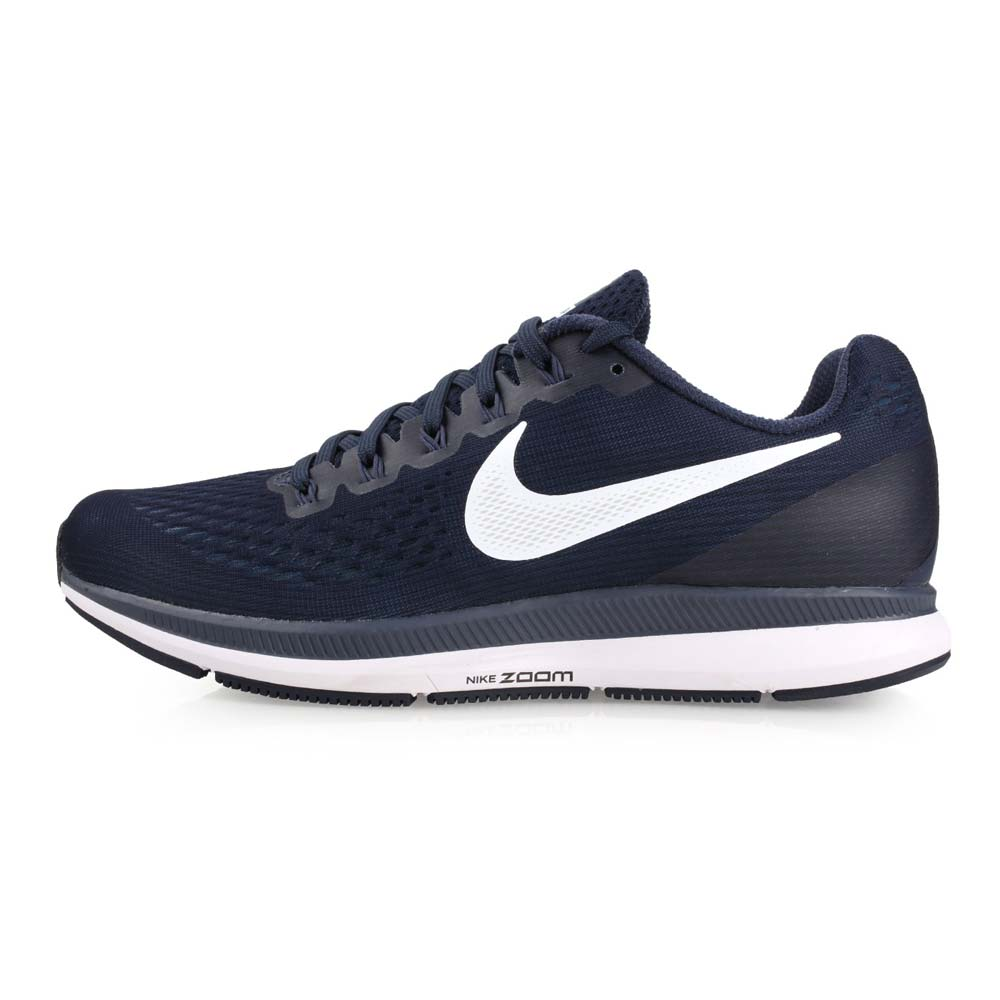 NIKE AIR ZOOM PEGASUS 34 男慢跑鞋 丈青@880555407@