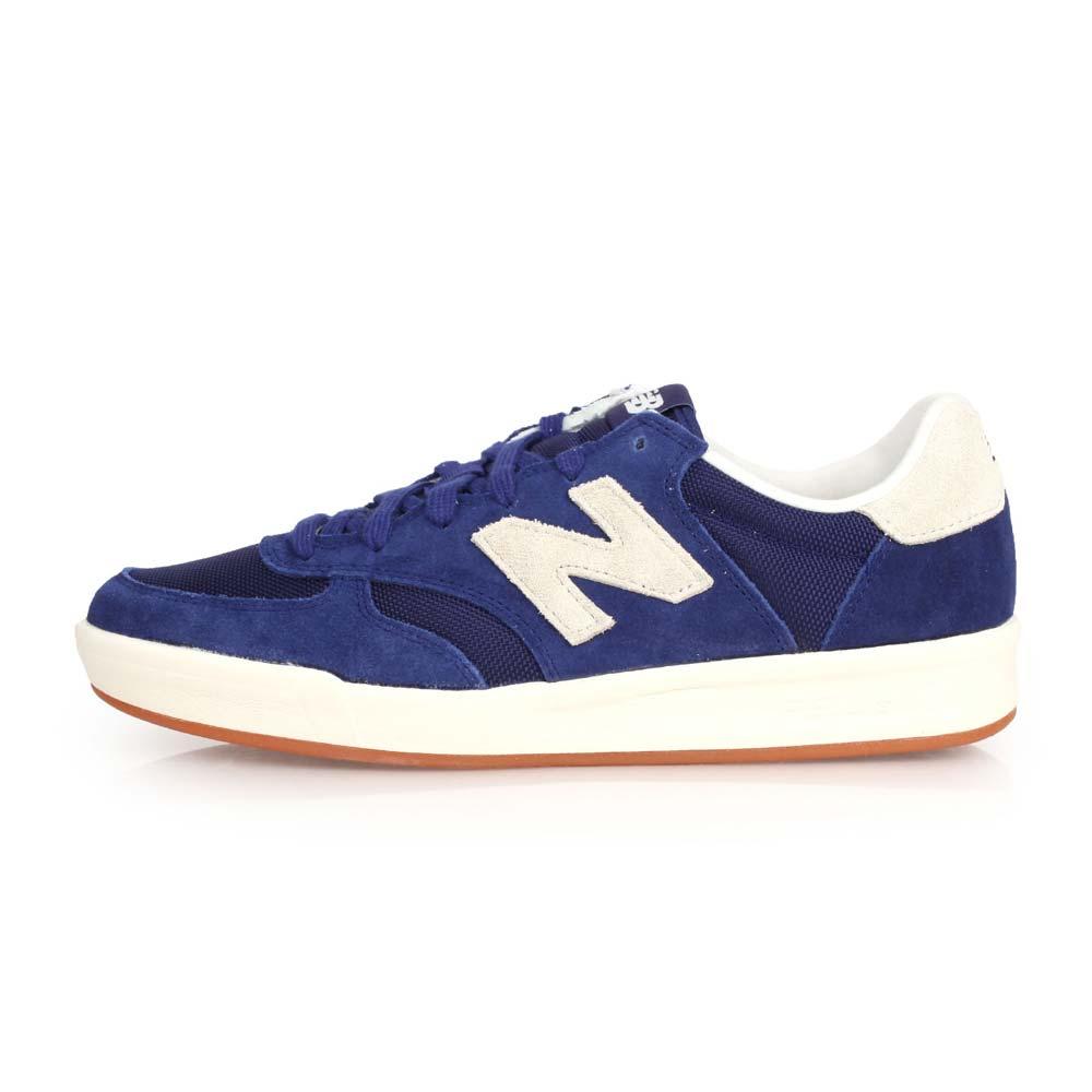 NEWBALANCE CRT 300系列 男复古休闲鞋-NB N字鞋 宝蓝米白@CRT300SM@