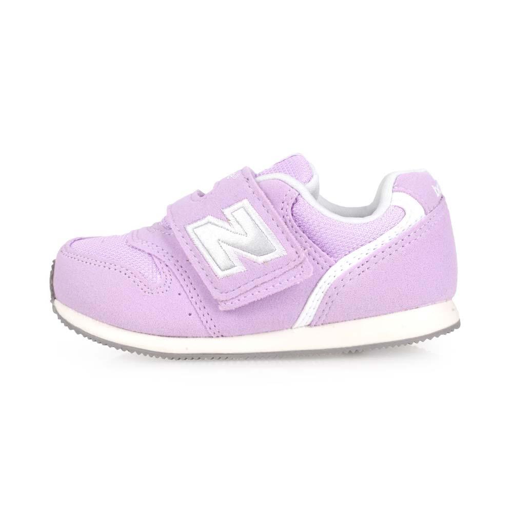 NEWBALANCE 996系列 男女童复古慢跑鞋-WIDE-NB N字鞋 粉紫银@FS996BRI@