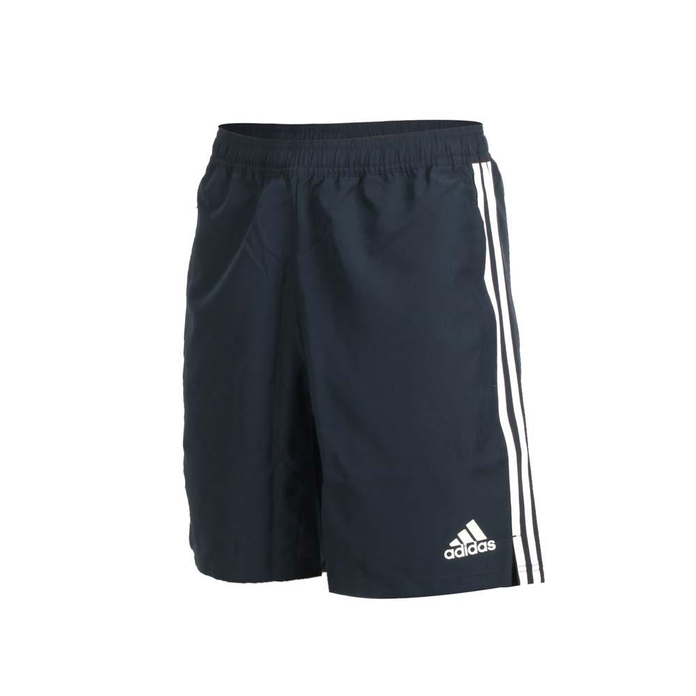 ADIDAS 男足球运动短裤-训练 慢跑 五分裤 爱迪达 绿白@CW8657@