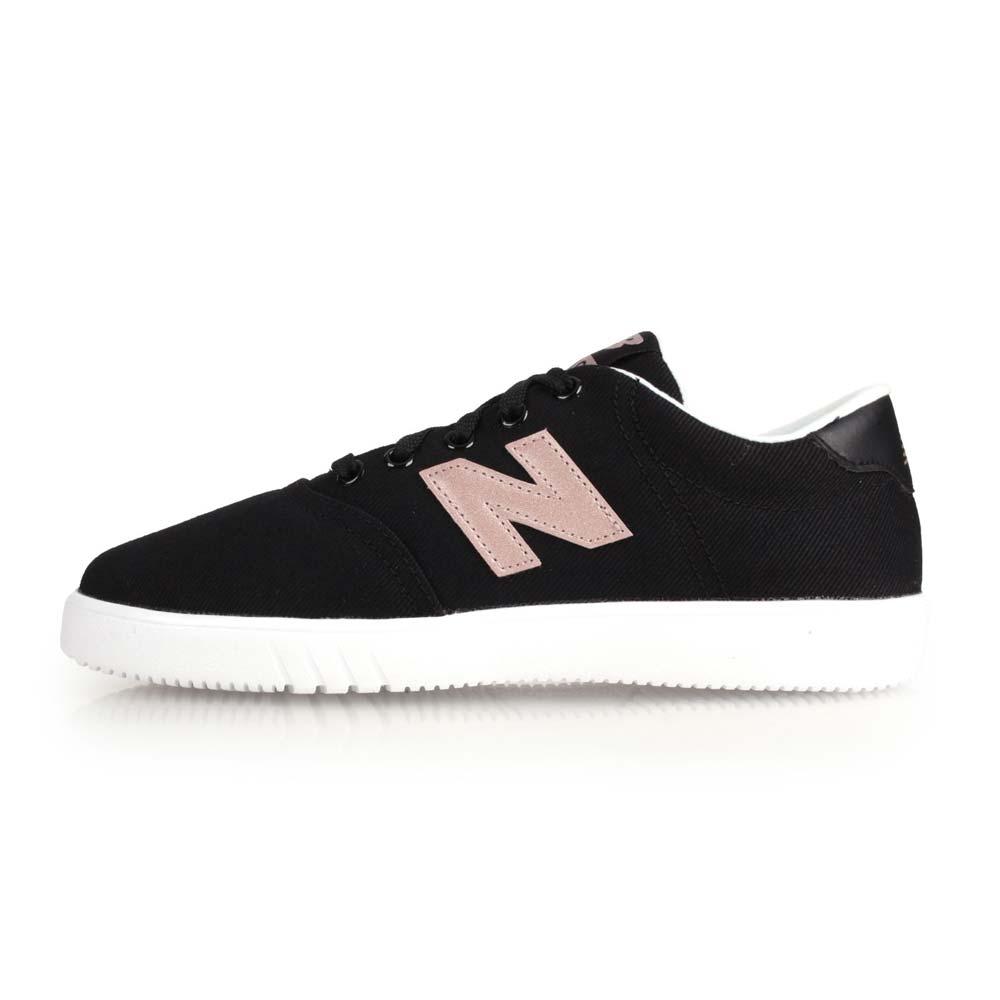 NEWBALANCE CT10系列 女休闲运动鞋-帆布鞋 慢跑 NB N字鞋 黑粉@WCT10YNA@