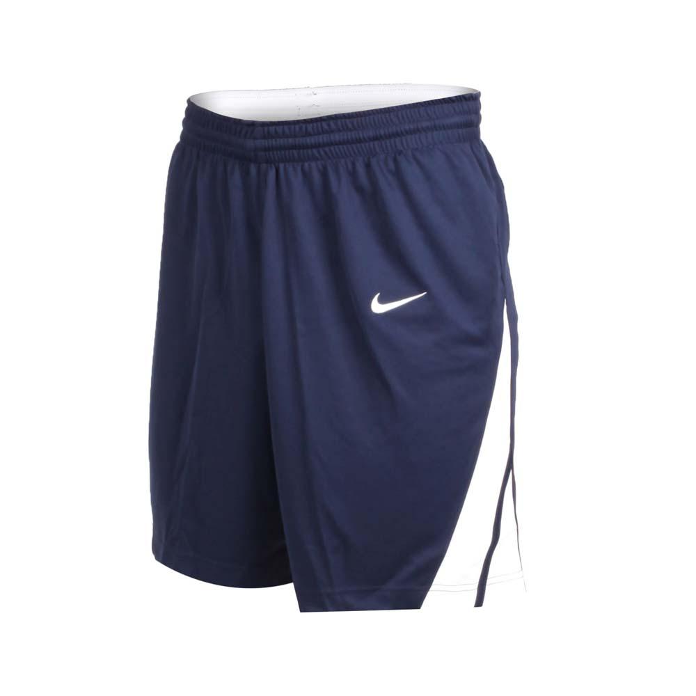 NIKE 男篮球短裤-篮球 球裤 丈青白@932172420@