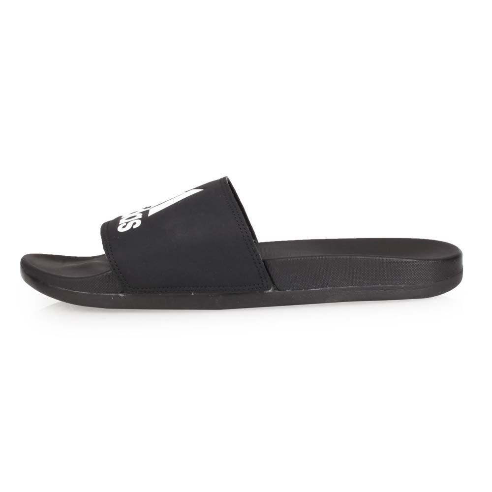 ADIDAS 男運動拖鞋-戲水 海邊 海灘 愛迪達 黑白@CG3425@