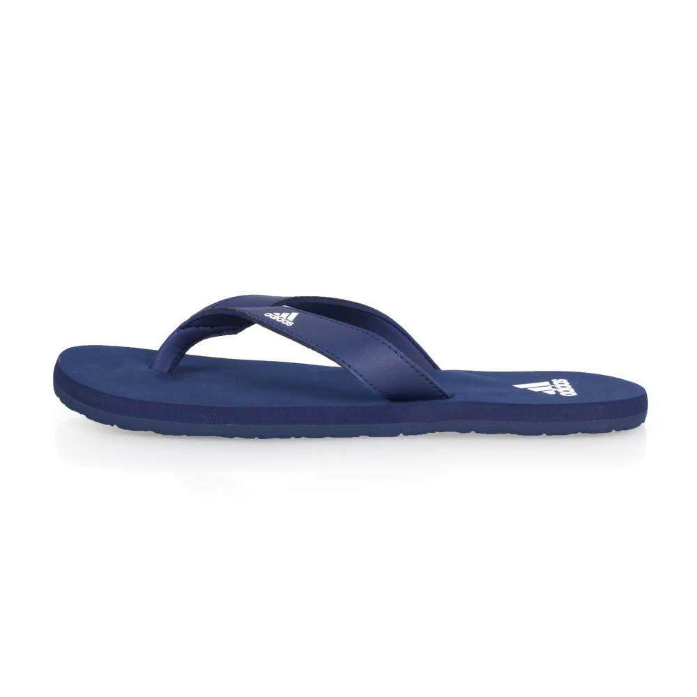 ADIDAS 男人字拖鞋-夾腳拖 愛迪達 沙灘 戲水 游泳 丈青白@F35028@