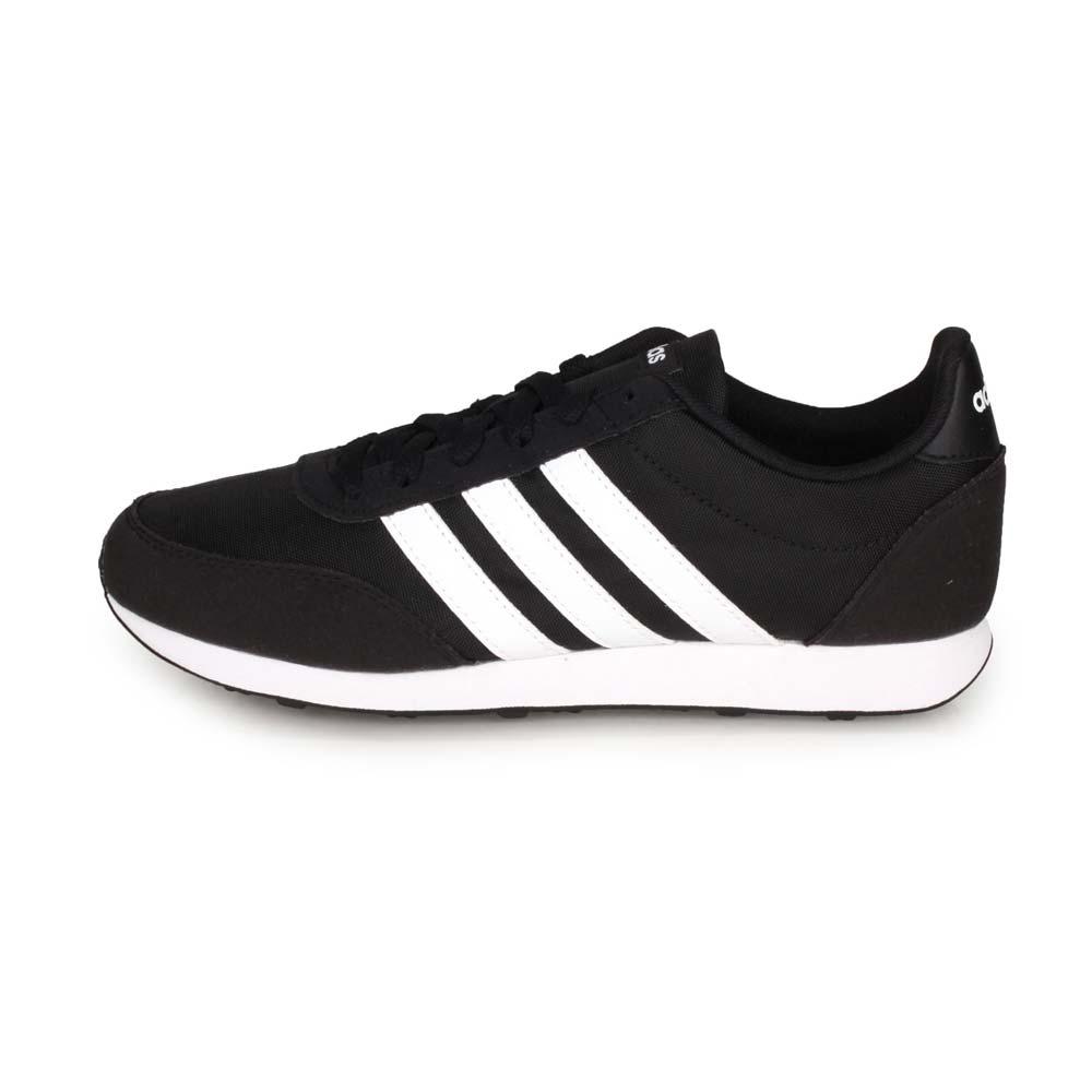 ADIDAS VACER 2.0 男休閒運動鞋-慢跑 路跑 愛迪達 黑白@EE6405@